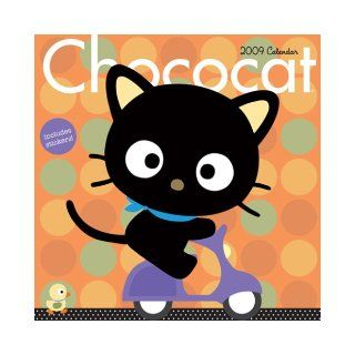 Chococat 2009 Wall Calendar: (includes stickers): Abrams: 9780810970434: Books