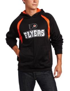 NHL Philadelphia Flyers Trainer Pullover Hood Men's : Sports Fan Sweatshirts : Clothing