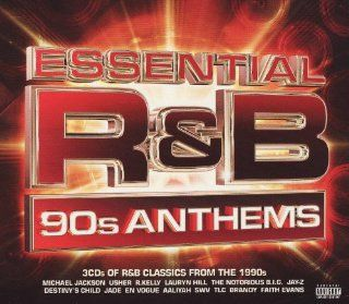Essential R&B: 90's Anthems: Music
