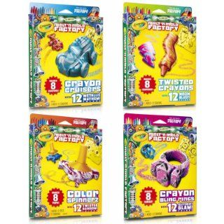 Crayola Melt 'N Mold Expansion Pack Toys & Games