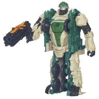 Transformers Age of Extinction Autobot Hound Power Attacker: Toys & Games