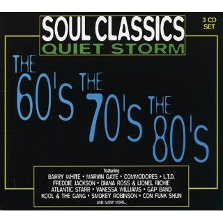 Soul Classics Quiet Storm Music