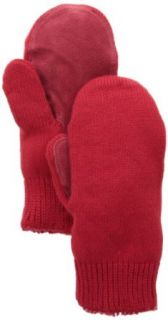 Isotoner Women's Knit Palm Glove, Oxford Heather, One Size at  Women�s Clothing store: Cold Weather Mittens