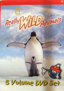Really Wild Animals   Volume 5: Movies & TV