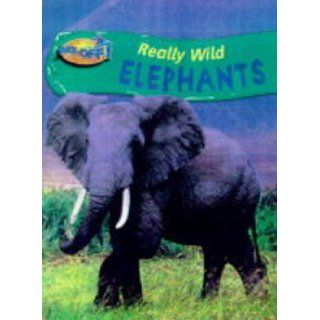 Elephant (Take off!: Really Wild): Claire Robinson: 9780431028897: Books