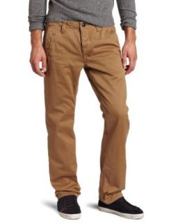J.C. Rags Men's Grit Twill Chino Pant, Ground Dust, 29 at  Men�s Clothing store