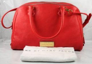 Marc Jacobs Washed Up Lauren Bag in Flame Scarlet Clothing