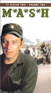 M*A*S*H   The TV Series, Season 2, Vol. 2 [VHS]: Jamie Farr, Mike Farrell, David Ogden Stiers, Gabrielle Beaumont, Terry Becker, Earl Bellamy, Nell Cox, Charles S. Dubin, John Erman, Larry Gelbart, William K. Jurgensen, Burt Metcalfe, Tony Mordente, Michae