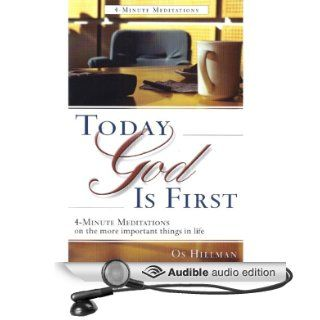 TGIF: Today God Is First (Daily Workplace Inspiration) (Audible Audio Edition): Os Hillman: Books