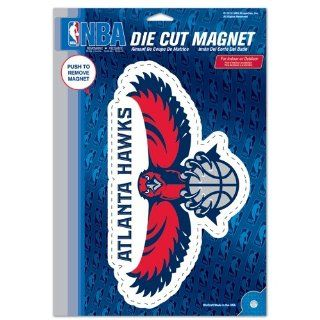 "Atlanta Hawks Official NBA 6""x9"" Car Magnet : Sports Related Magnets : Sports & Outdoors"