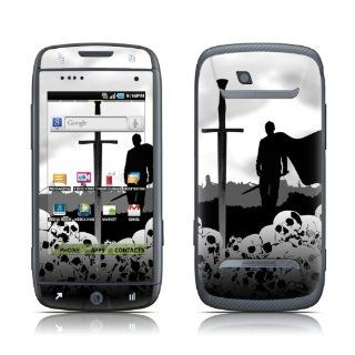 Slayer Design Protective Skin Decal Sticker for Samsung Sidekick 4G SGH T839 Cell Phone: Cell Phones & Accessories