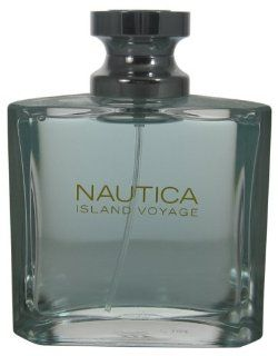 Nautica Island Voyage By Nautica For Men. Eau De Toilette Spray 3.3 Oz Unboxed. : Beauty