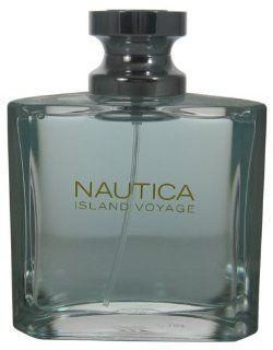 Nautica Island Voyage By Nautica For Men. Eau De Toilette Spray 3.3 Oz Unboxed. : Beauty