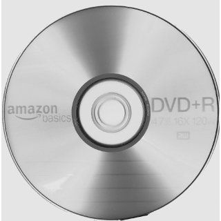 Basics 4.7 GB 16x DVD+R   100 Pack Spindle Electronics