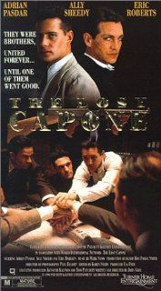 The Lost Capone [VHS]: Adrian Pasdar, Eric Roberts, Ally Sheedy, Titus Welliver, Anthony Crivello, Maria Pitillo, Jimmie F. Skaggs, Dominic Chianese, Andrew Palmacci, William Andrews, Barton Heyman, Norman Max Maxwell, John Gray, Doris Bacon, Eva Fryer, Ja