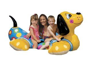 Intex Puppy Ride On: Toys & Games