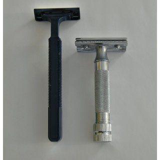 Merkur Heavy Duty Double Edge Razor #34C (Blade Included) Health & Personal Care