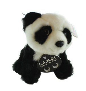 Baby Panda Stuffed Animal   Very Cute Panda Plush with Sound: Toys & Games