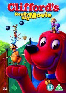Cliffords Really Big Movie [DVD] Movies & TV