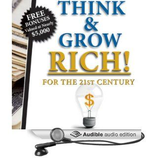 Think & Grow Rich   Mega Audio Pack (Audible Audio Edition): Napolean Hill, Jamie McIntyre, Jai Hutcherson, Bob Hennesy, Jamie Nesvold: Books