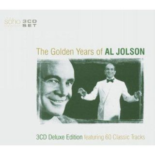 Golden Years of Al Jolson: Music