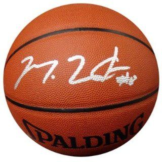 Martell Webster Autographed Basketball MCS COA : Sports Related Collectibles : Sports & Outdoors