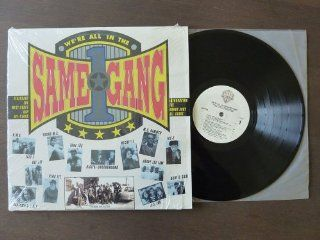 West Coast Rap All Stars We're All in the Same Gang [Vinyl] Music