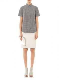 Gingham check shirt  Richard Nicoll