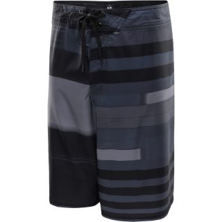 OAKLEY Mens 21 Antenna Boardshorts   Size: 34, Jet Black