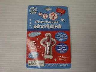 Grow a Boyfriend Mr. Right Grows 600% His Size in Water after Breakup Split: Health & Personal Care