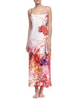 Womens Rococo Multi Print Gown   Natori   Multi (SMALL/6 8)