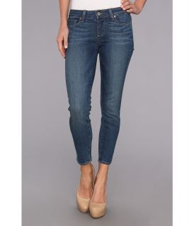 Paige Verdugo Crop in Nevada Womens Jeans (Black)