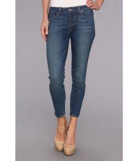 Paige Verdugo Crop in Nevada Womens Jeans (Black)