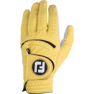 FOOTJOY Mens FJ Spectrum Golf Glove   Left Hand Regular   Size: L, Yellow