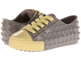 Mini Melissa Mini Polibolha II Girls Shoes (Gray)