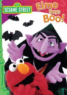Sesame Street: Elmo Says BOO!: Kevin Clash, Jerry Nelson, Julia Roberts, Lillias White:  Instant Video