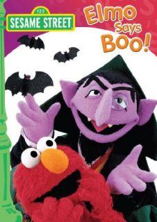 Sesame Street: Elmo Says BOO!: Kevin Clash, Jerry Nelson, Julia Roberts, Lillias White:  Instant Video