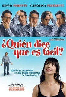 Who Says It's Easy? ( �Qui�n dice que es f�cil? ) ( Who Says It's Easy? ) [ NON USA FORMAT, PAL, Reg.0 Import   Spain ]: Guillermo Toledo, Diego Peretti, Carolina Pelleritti, Laura Pamplona, Daniel Rabinovich, Andr�s Pazos, Carlos Portaluppi, Lidia