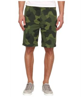 Jack Spade Sharpe Camo Shorts Mens Shorts (Green)