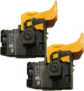 Bosch 1581AVS/B4201/1587VS Jig Saw Replacement On/Off Switch (2 Pk) # 2607200246 2pk   Jig Saw Blades