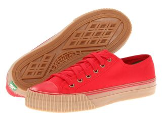 PF Flyers Center Lo Lace up casual Shoes (Red)