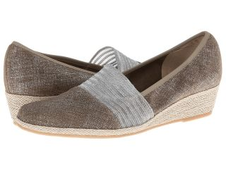 Sesto Meucci Miki Womens Slip on Shoes (Beige)