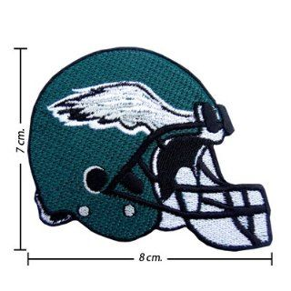 3pcs Philadelphia Eagles Helmet Logo Embroidered Iron on Patches Kid Biker Band Appliques for Jeans Pants Apparel Great Gift for Dad Mom Man Women Free Shipping From Thailand   High Quality Embroidery Cloth & 100% Customer Satisfaction Guarantee