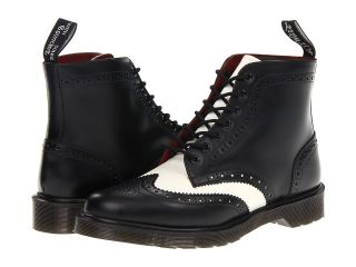 Dr. Martens Affleck Brogue Boot Lace up Boots (Black)