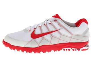 Nike Golf Air Range WP II White/Neutral Grey/Hyper Red