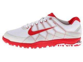 Nike Golf Air Range WP II White/Neutral Grey/Hyper Red