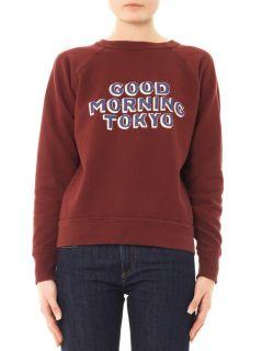 Halen 'Good Morning Tokyo' sweatshirt  Isabel Marant Étoile
