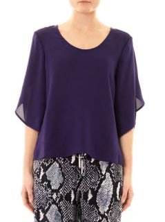 Nancy top  Diane Von Furstenberg