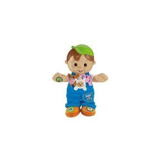 Fisher Price The Farmer Says Buddy Talking Doll: Toys & Games