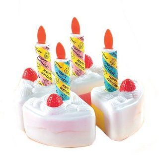 Small World Living Toys Happy Birthday Cake Set: Toys & Games